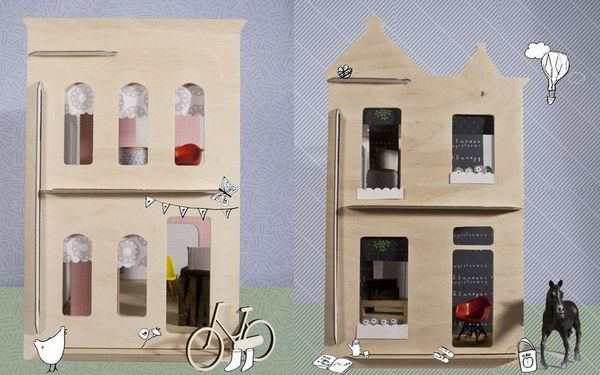 lille huset 7 Lille Huset modular doll houses are now available!