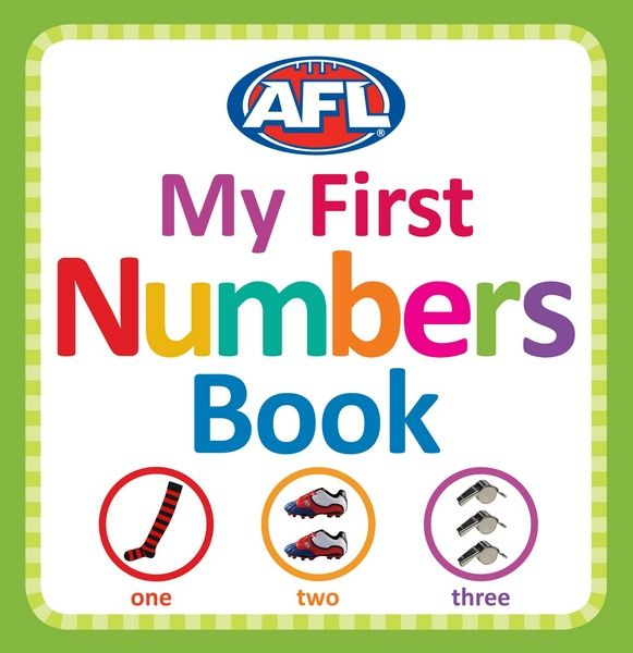 my-first-numbers-book-afl