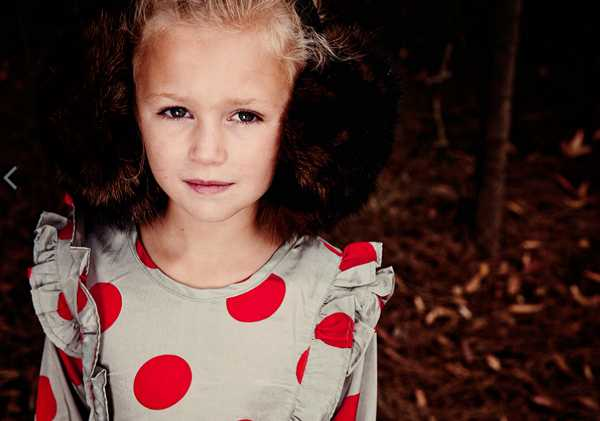 Kick the winter blues with children's wear from Ouch