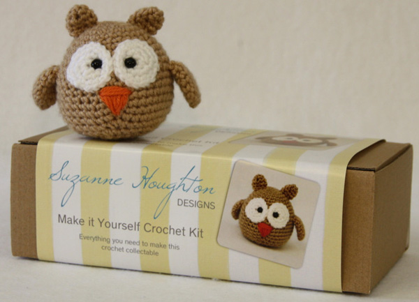Crocheting For Beginners Supplies : Crochet critters for beginners with Make It Yourself kits