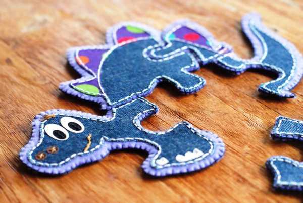 thehappyreddogpuzzle3, dinosaur puzzle