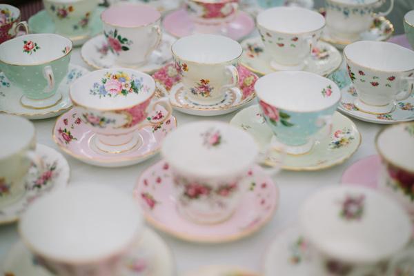 vintage tea party 3 Show us your party   Hartleys sweet garden tea birthday