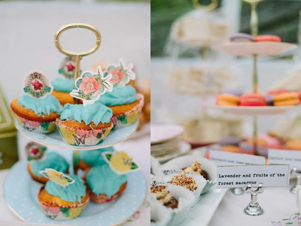 vintage tea party6 Show us your party   Hartleys sweet garden tea birthday