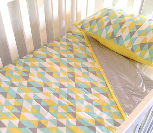 alphabet cot sheet Need a newborn gift? Heres our pick of the best baby presents from Etsy