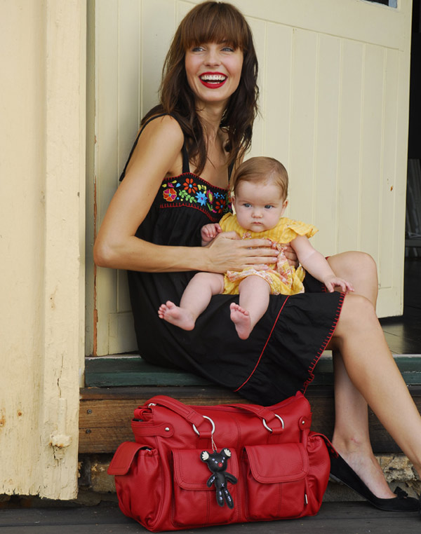 stylish baby nappy diaper bag