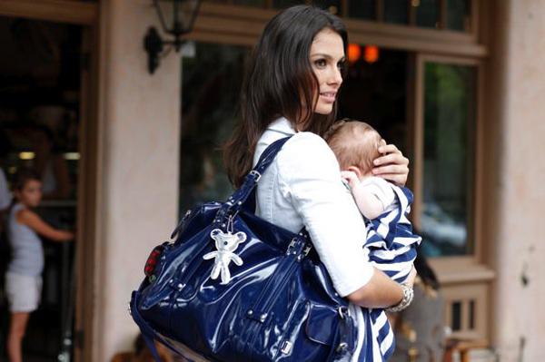 stylish baby bag