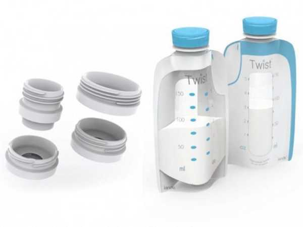 kiinde2 Update   the Kiinde Twist breastmilk system available in Australia