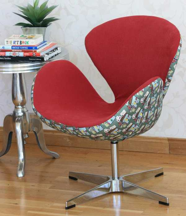Somewhere To Nurse, Read Stories, Or Just Stare Lovingly At A Sleeping  Baby. Imagine If You Could Design Your Own Chair ...