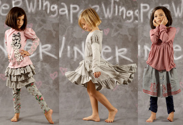 Paperwings autumn/winter 2013 range