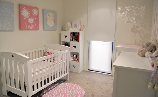 Show Us Your Nursery Violet S British Infused Space