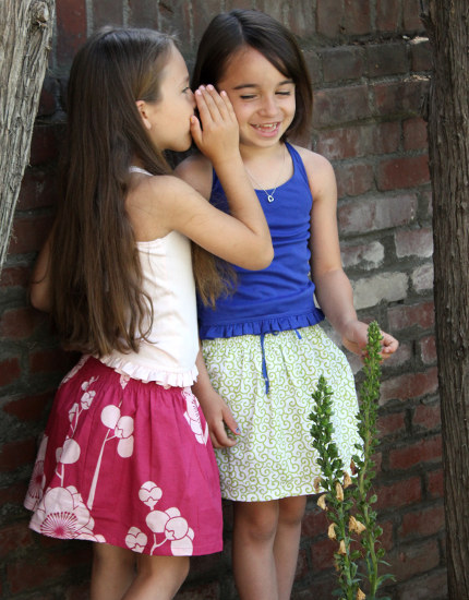 noko1 New Ahiru skirt from Noko Baby is just right for summer
