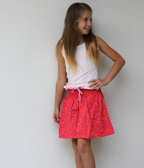 noko2 New Ahiru skirt from Noko Baby is just right for summer