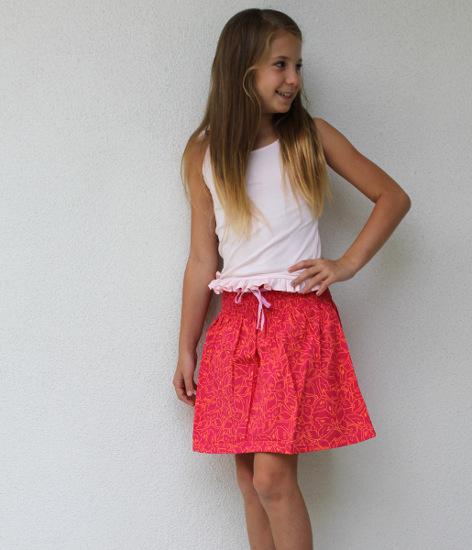 Noko Baby Ahiru skirts