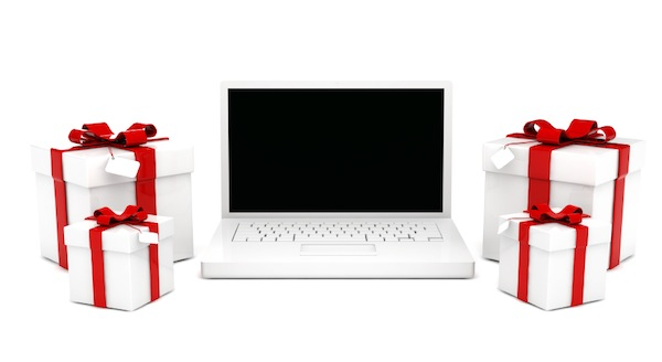 xmas presents laptop