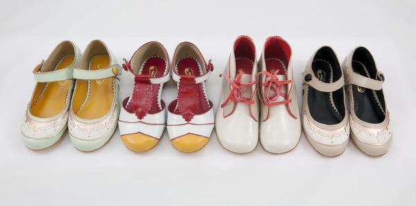 yaya lala 1 Yaya Lala   Brazilian for unbelievably gorgeous shoes for girls