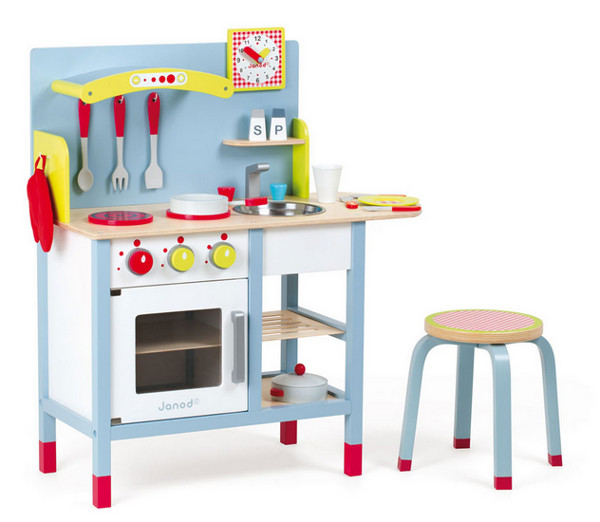 New wooden toys for all ages from Janod