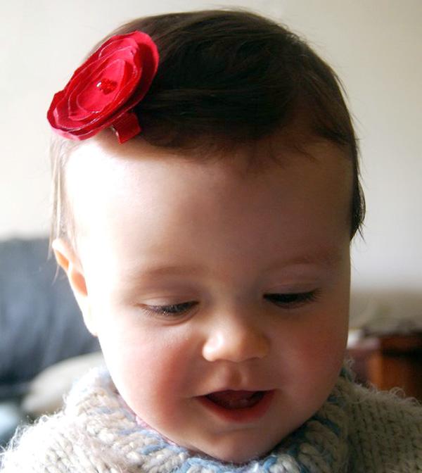 bacino-1, handmade baby hair accessories