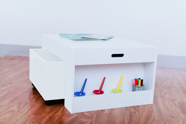 Activity Table 2 - white