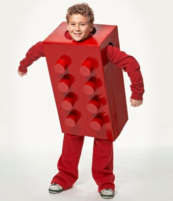 diy lego-costume