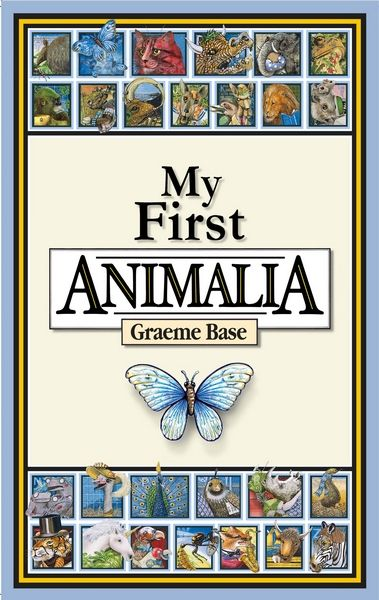 My First Animalia - introducing the classic to a younger audience
