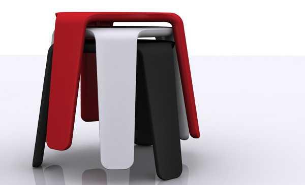 stool2, Launch stool