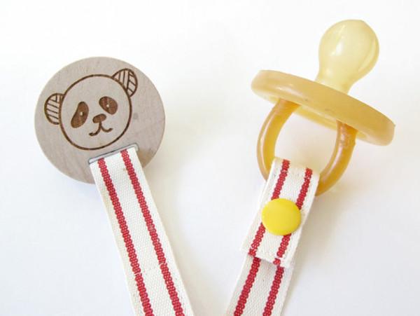 Panda dummy clip