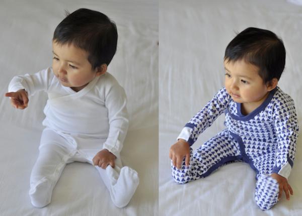 Pip Organic Clothing Newborn Necessities Covered