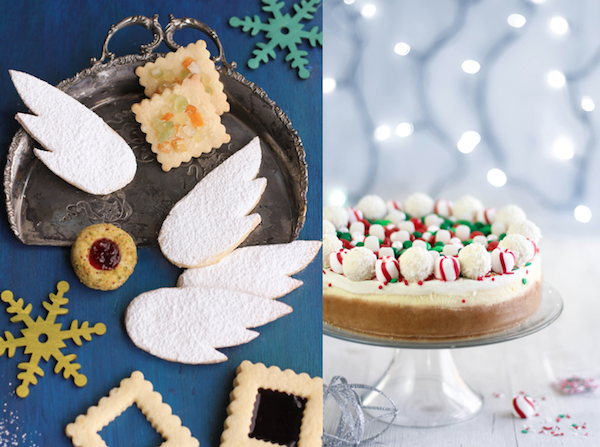 Christmas recipes from Sprinkle Bakes