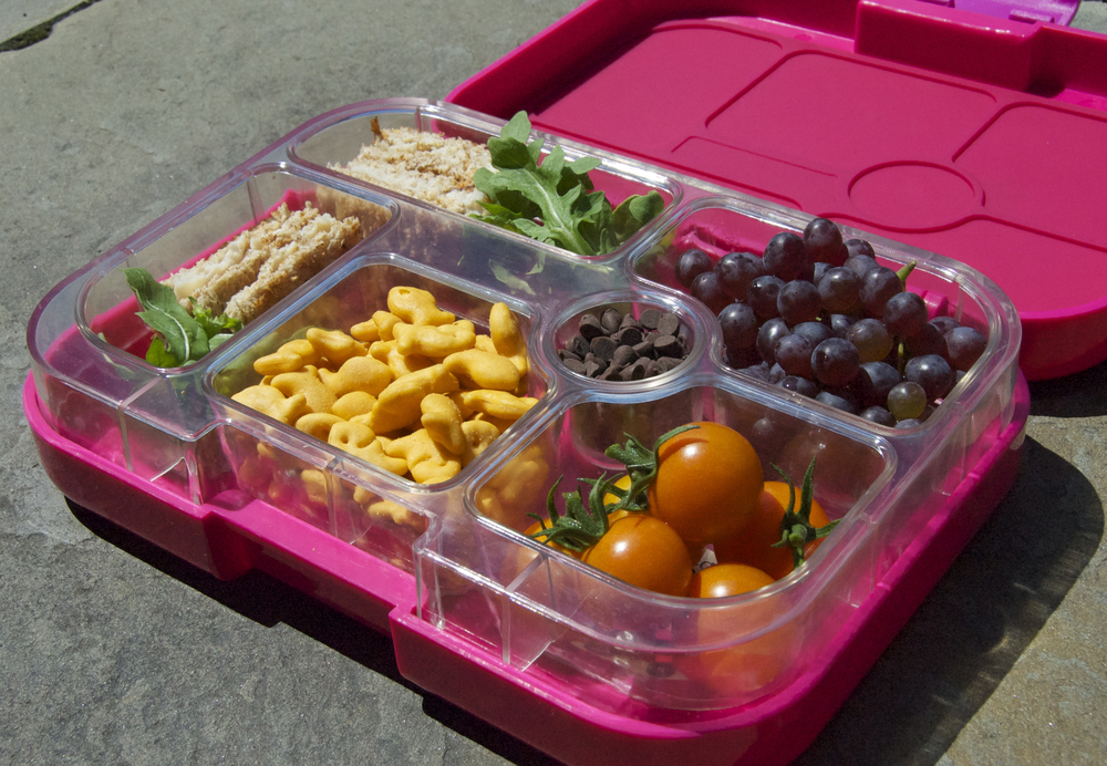 Yumbox - nutritional lunch made easy