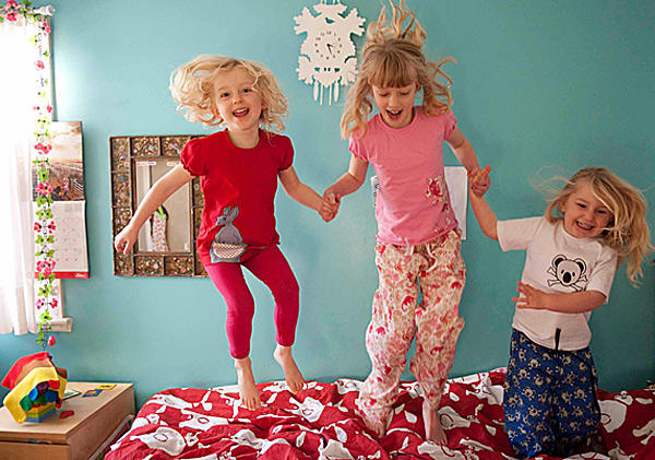 Nat Kitzelman - cute cotton pyjamas for Australian kids