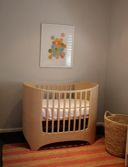 Show us your nursery - narrow space girl