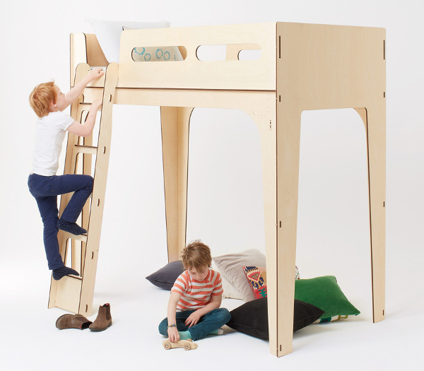 KidsLoftBed Double the fun   9 stylish bunk beds for kids