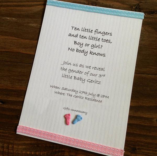 baby shower invitation ten little fingers moreover who do you invite