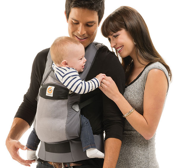 ventus carrier Win one of three $350 Ergobaby vouchers from Babes In Arms in our January competition!