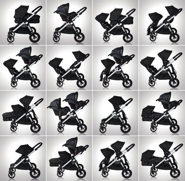 Baby Jogger City Select Pram The Ultimate Ride For A