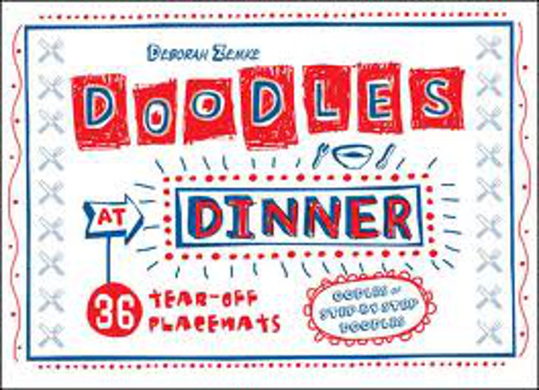 Doodles at Dinner - cover