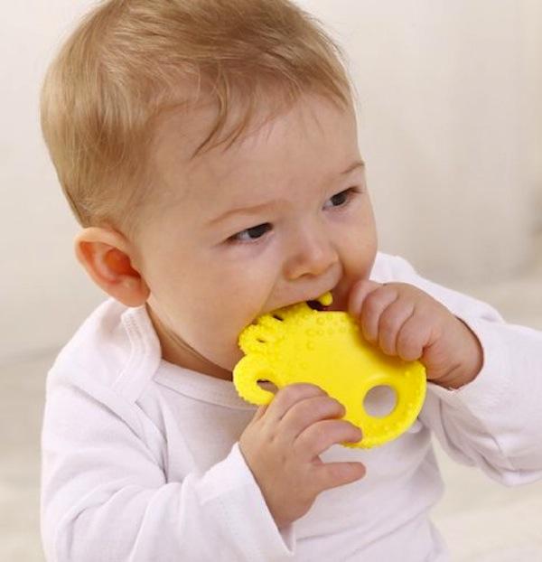 Octopus Teething toy