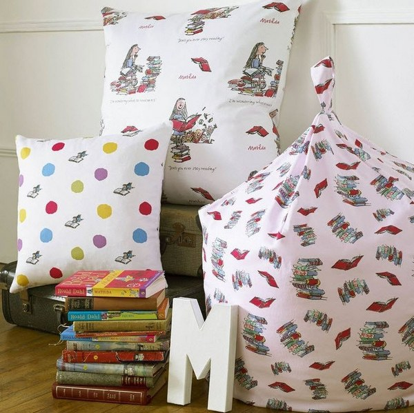 Fantabulous Roald Dahl Fabrics For The Nursery