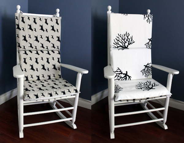 rockin cushions to style your rocking chair