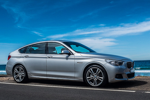 Photo of the BMW 5-series GT