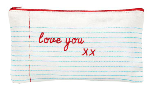 valentine-gifts-love-you-pencil-case, cool valentine's day gift ideas
