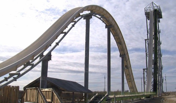 verruckt-water-slide