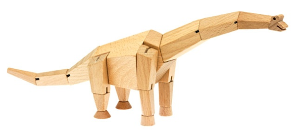Woodies - Daisy Diplodocus by go home jr