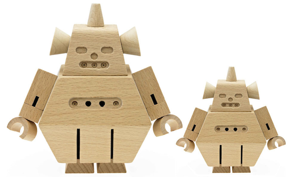 Woodies SumoBot by Go Home Jr