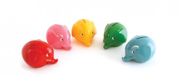 Norsu elephant money boxes