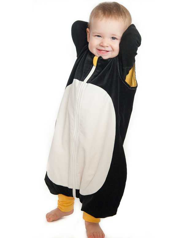 penguinbag1 Let your child go wild at bedtime with Penguin Bags