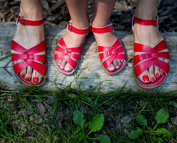 9 Shoe Ranges For Mini Me Fashionistas