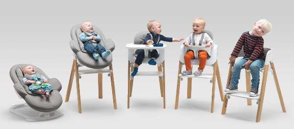 stokkeheader Stokke Steps   the all in one, suitable from birth seating system