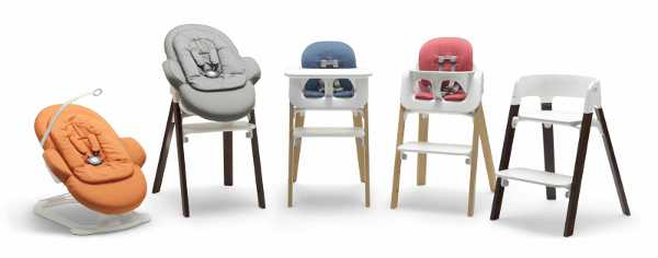 stokkesteps2 Stokke Steps   the all in one, suitable from birth seating system