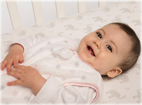 Swaddle Designs flannelette fitted sheets